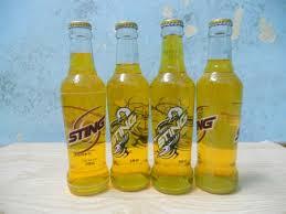 Sting vàng 240ml (chai thủy tinh)