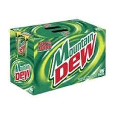 MT Dew 390ml chai nhựa