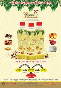Nước uống giã rượu Hovenia