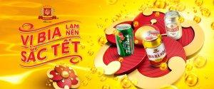 """Habeco công bố chương trình khuyến mại Bia Hà Nội Tết 2019 """"Mở nắp trúng vàng"""""""