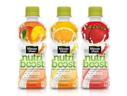 Sữa trái cây Nutriboost Cam/Dâu/Xoài