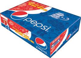 Pepsi lon