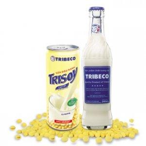 Sữa đậu nành Tribeco chai