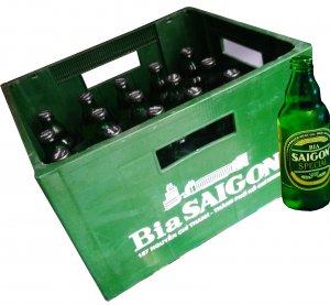 Bia Sài Gòn Xanh