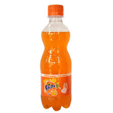 Fanta 390ml (chai nhựa)