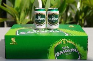 Sài Gòn Lager – Lon