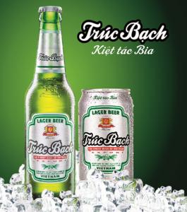 """Bia Trúc Bạch – """"kiệt tác bia"""" thỏa mãn mọi giác quan"""