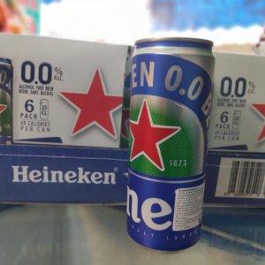 Heineken 0 Độ Cồn (lon)