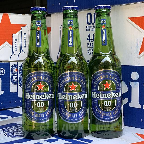 Đặc điểm bia Heineken Không Cồn