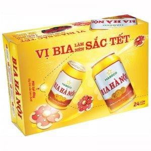 Bia Hà Nội Tết (lon)