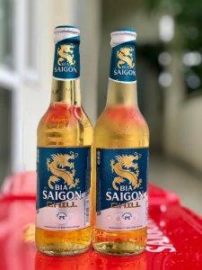 Bia Sài Gòn Chill (chai)