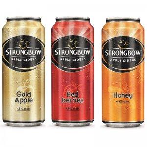 Bia Strongbow (lon)