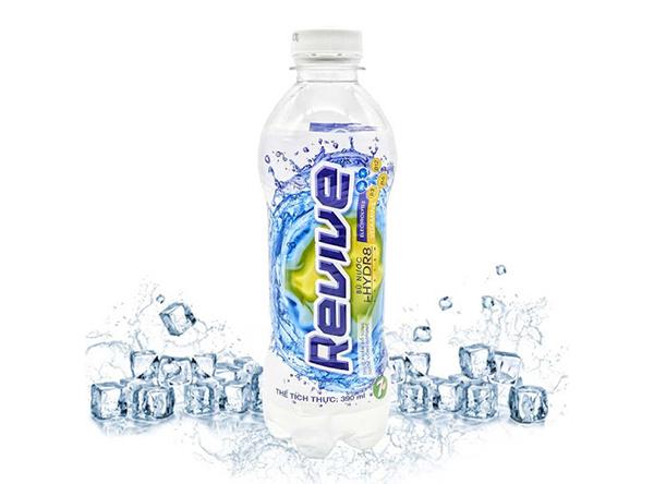 Nước uống Revive và các thành phần cấu tạo