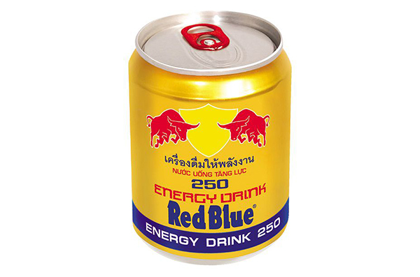Thông tin sản phẩm Nước Tăng Lực Red Blue
