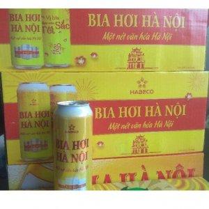 Bia hơi Hà Nội lon – Tiện Lợi cho người tiêu dùng